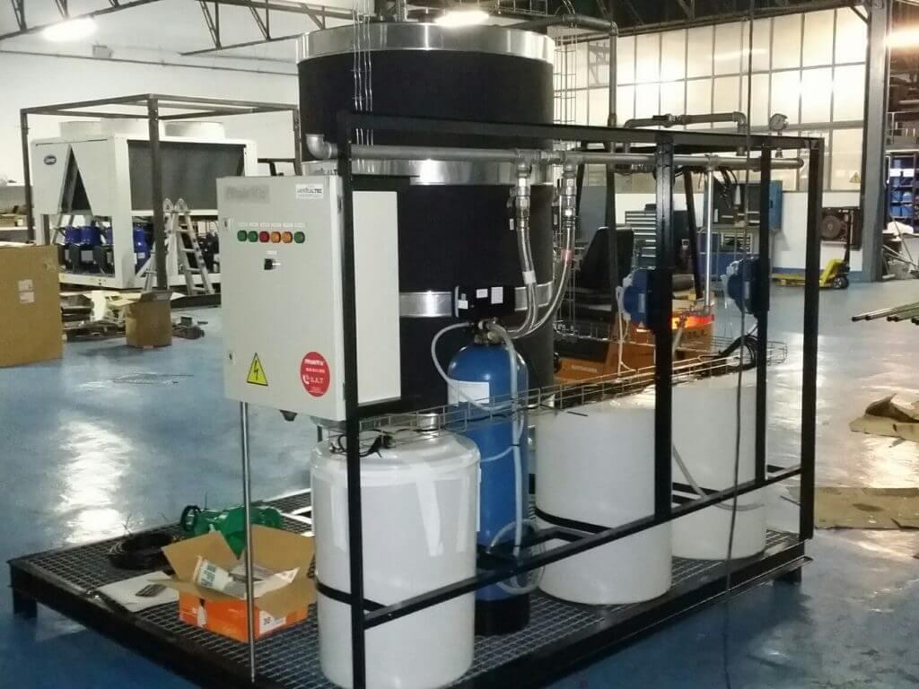Sistema Autónomo de Tratamiento de Agua