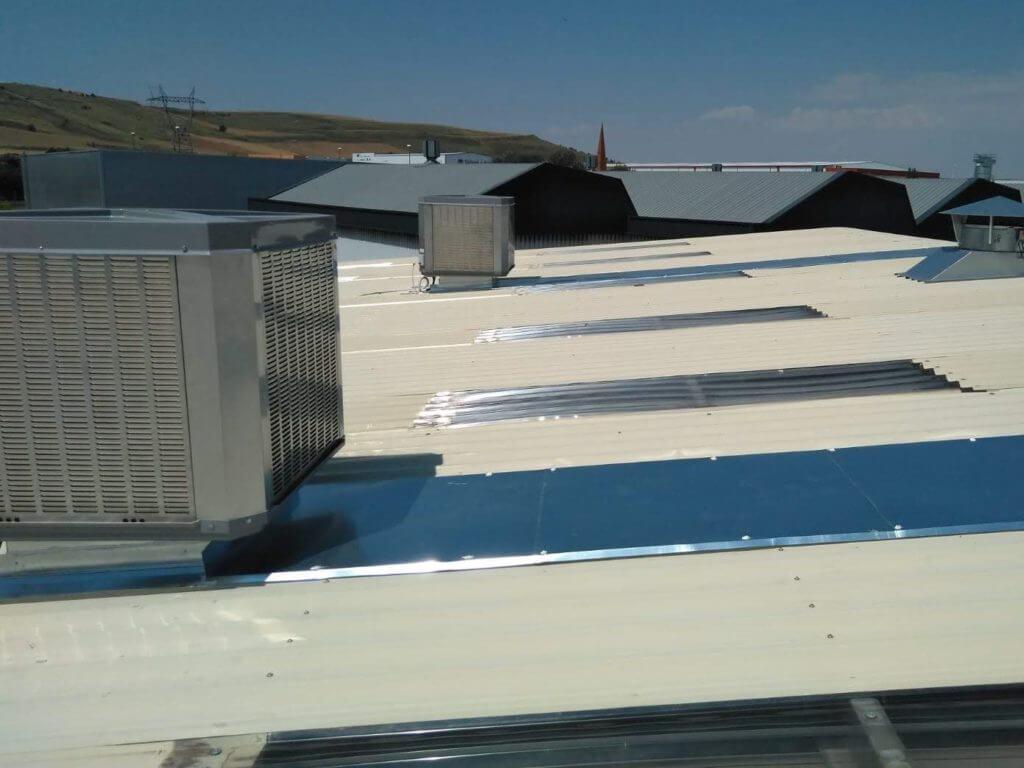 Refrigeración Evaporativa Benteler