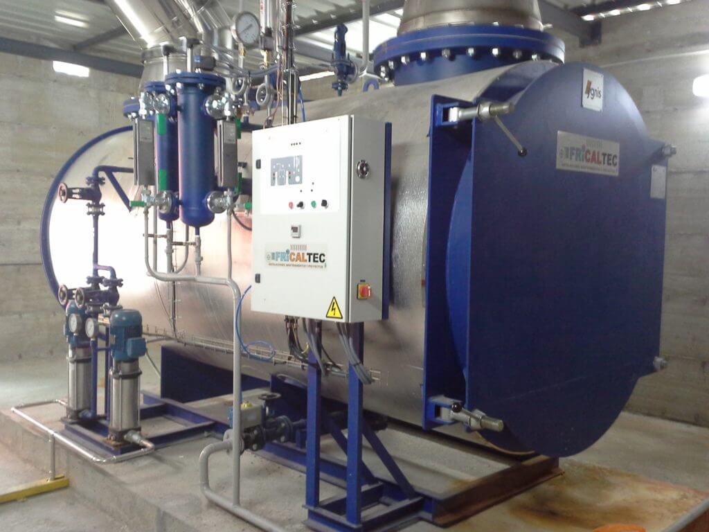 Generación de Vapor con Energía Residual