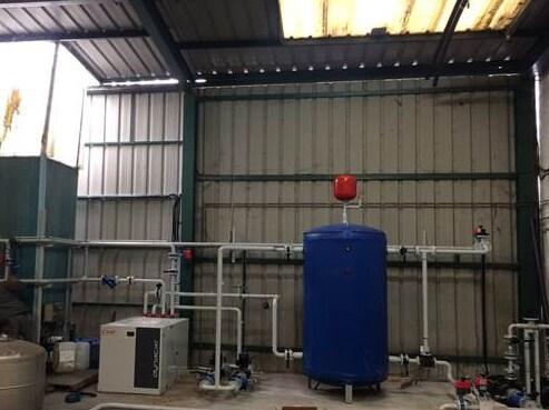 Distribución Agua de Refrigeración Ubiplas