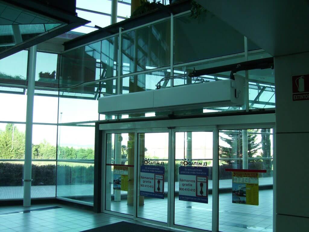 Climatización Centro Comercial