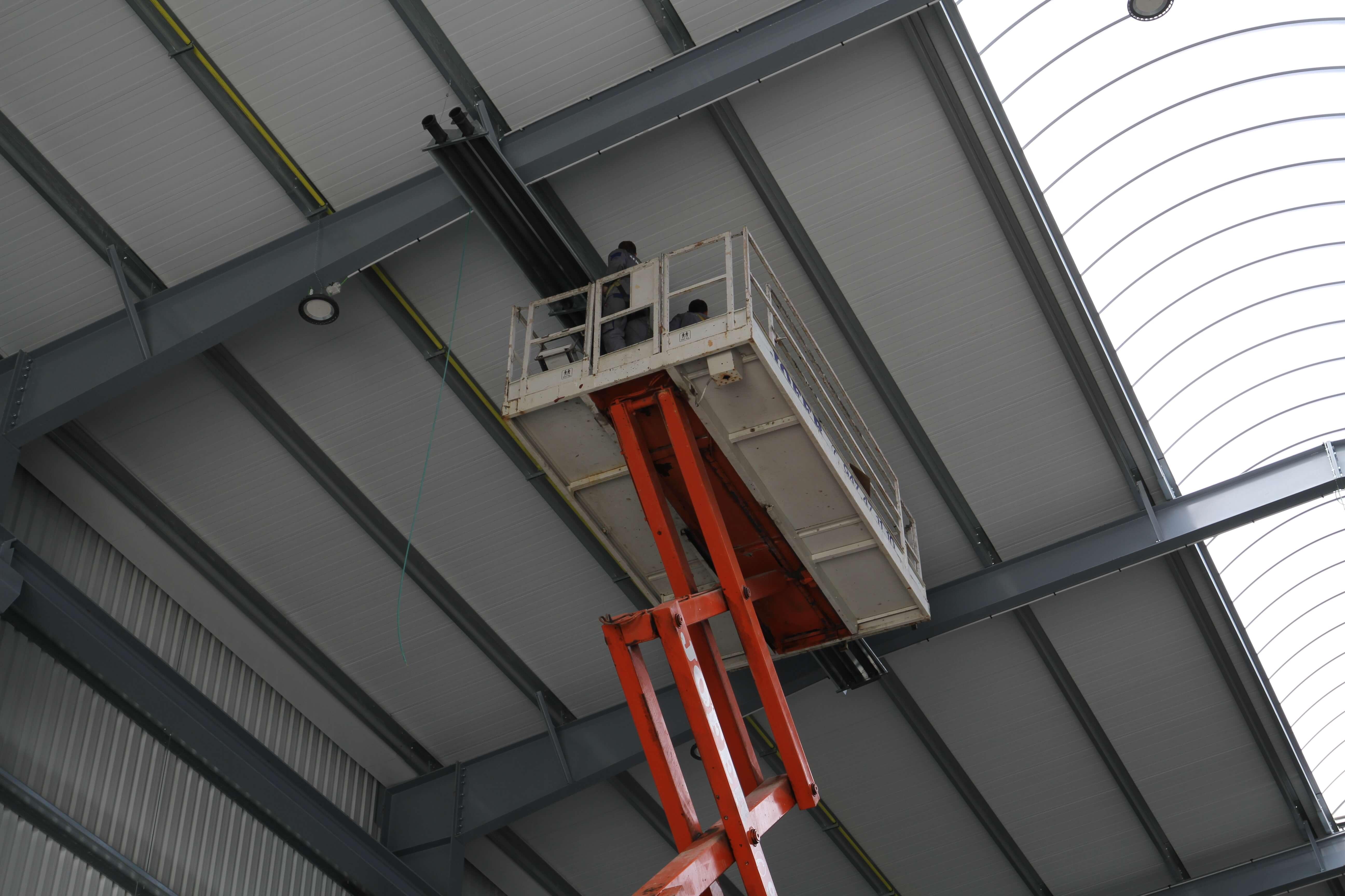 Fricaltec apuesta por los sistemas de calefacción por tubo radiante