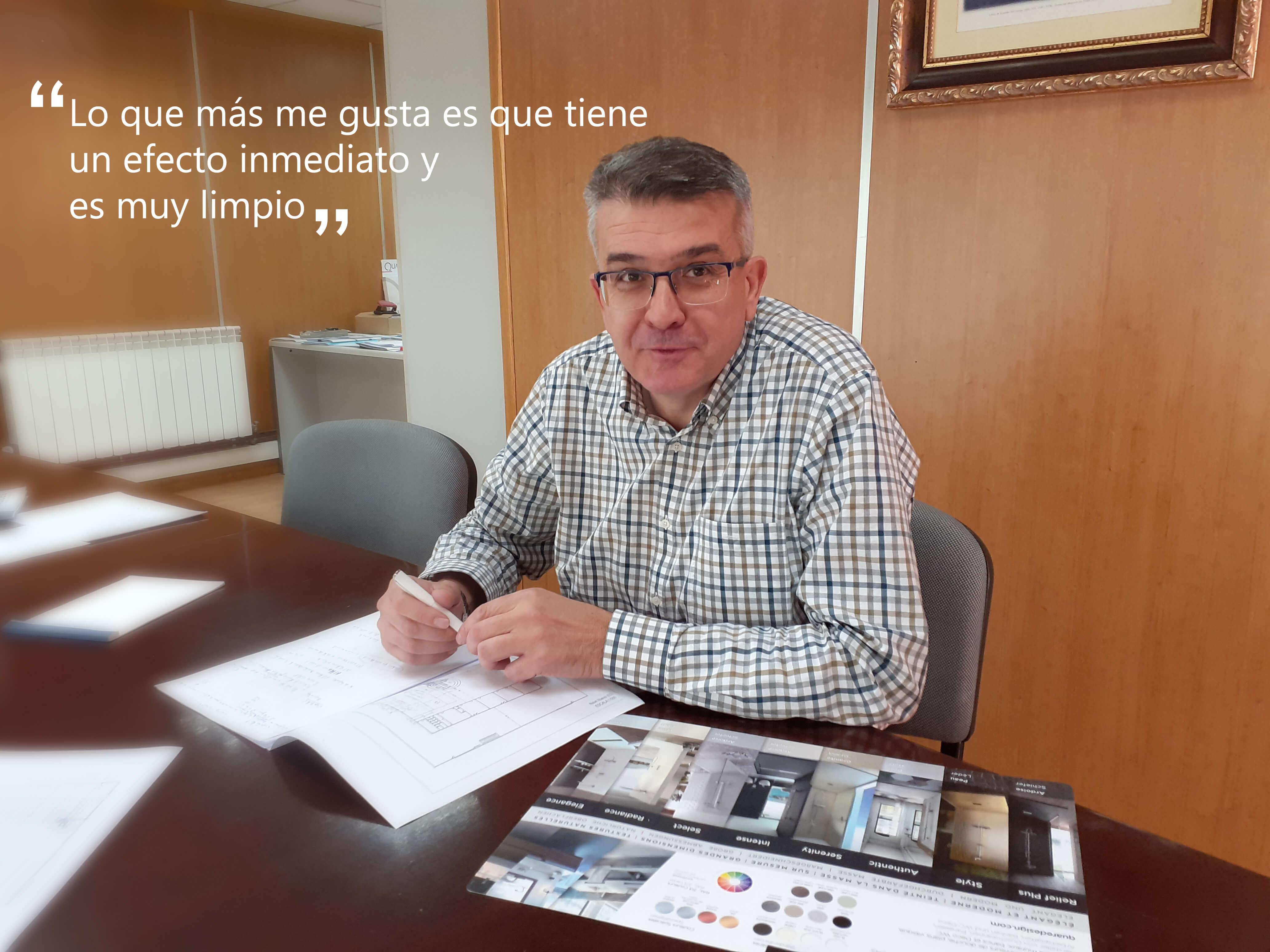 Entrevista a Julio Castillo Fernández Director de Quare Design S. L.